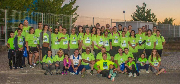 """Participação da ASSCTMP na """"Pinhal Novo Night Run"""" 2017"""